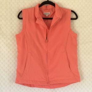Monterey Club Salmon Golf Vest